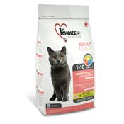 1st Choice Vitality Сухой корм для взрослых домашних кошек (с цыпленком)